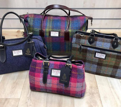 e298a51e789 Harris Tweed Bags