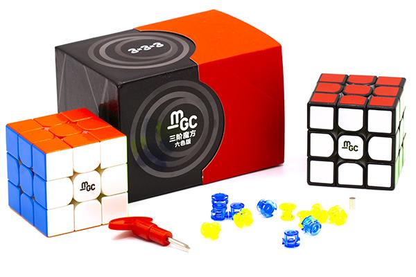 YJ MGC V2 3x3x3 Magnetic