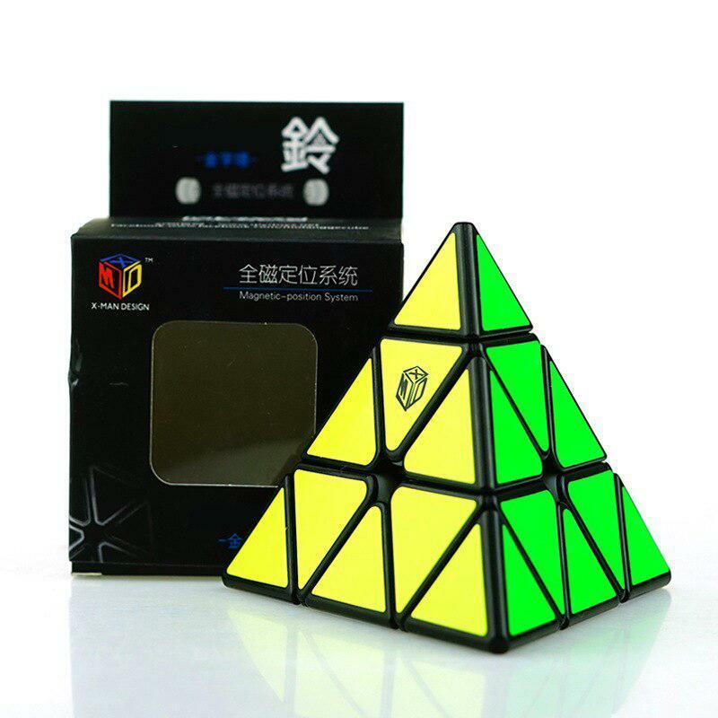 MoFangGe-X-MAN-BELL-Pyraminx-Magnetic