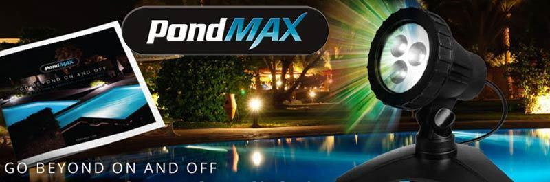 PondMax LED Pond Lighting