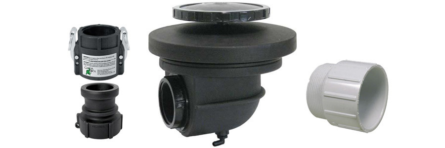 Pond Fittings & Plumbing Parts