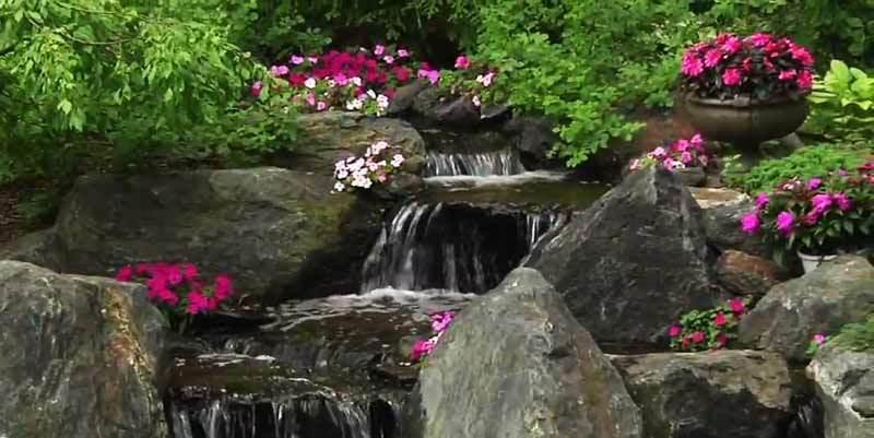 Waterfall Filter