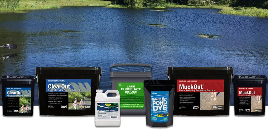 Lake & Large Pond Treatments