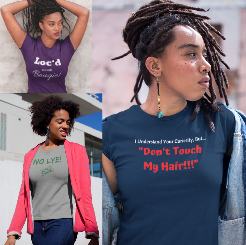 Shop Gifts For Lovers Of Locs Sisterlocks And Natural Hair!
