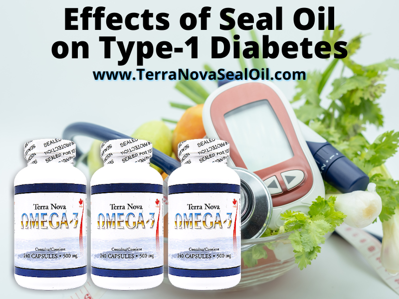 Effects of Seal Oil on Type 1 Diabetes