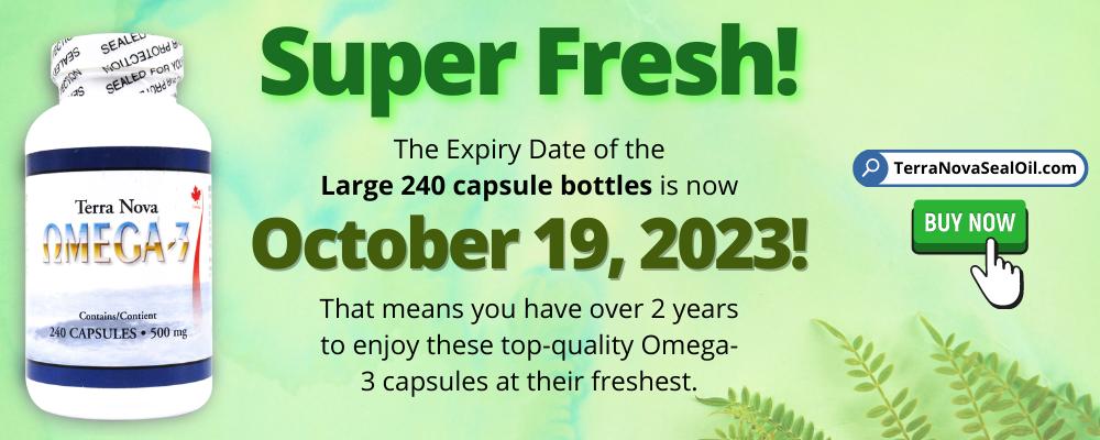 Super fresh capsules