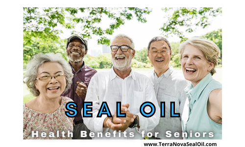 Benefits of Terra Nova Omega-3 Seal Oil for Seniors terranovasealoil.com