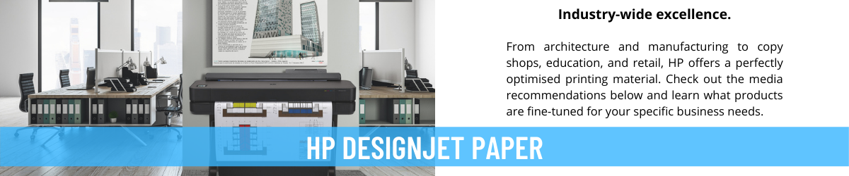 HP DesignJet Paper