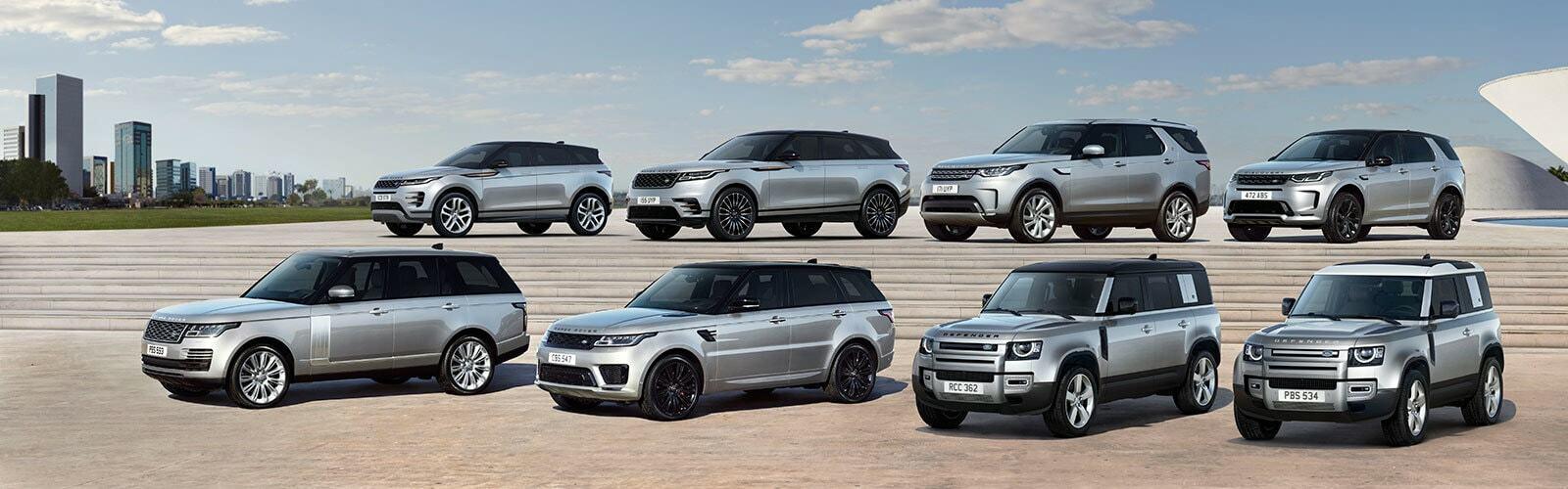 Promo Land Rover