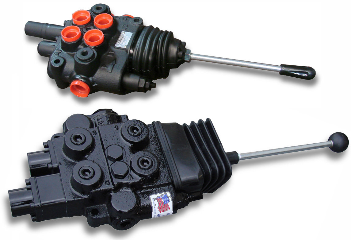 Prince Loader Valves Hydraulic Catalog Cylinder