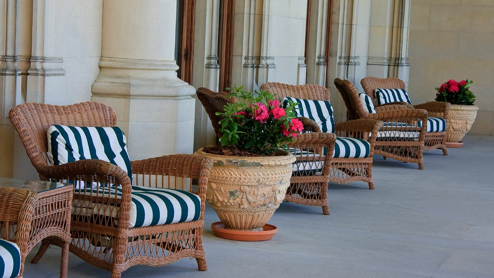 Wicker and Rattan Furniture