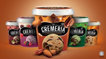 LA CREMERIA Ice Cream Pint