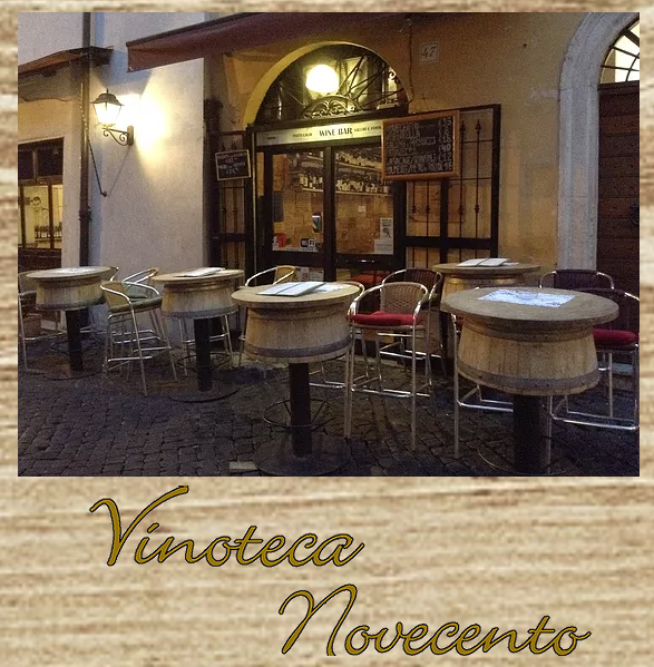 Vinoteca Novecento Roma