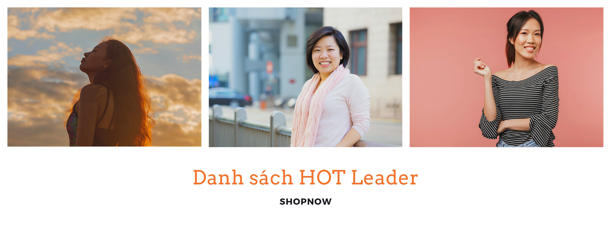 Hot Leader ở SHOPNOW.