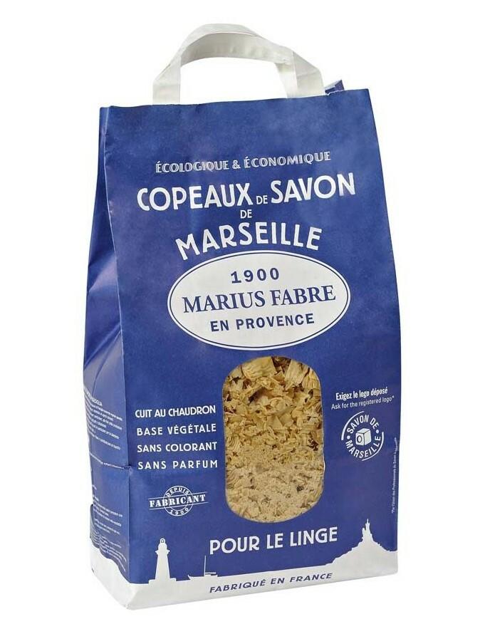 Marius Fabre zeepvlokken voor de was 980 gram