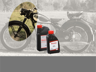 DKW Motorrad Gabelöl