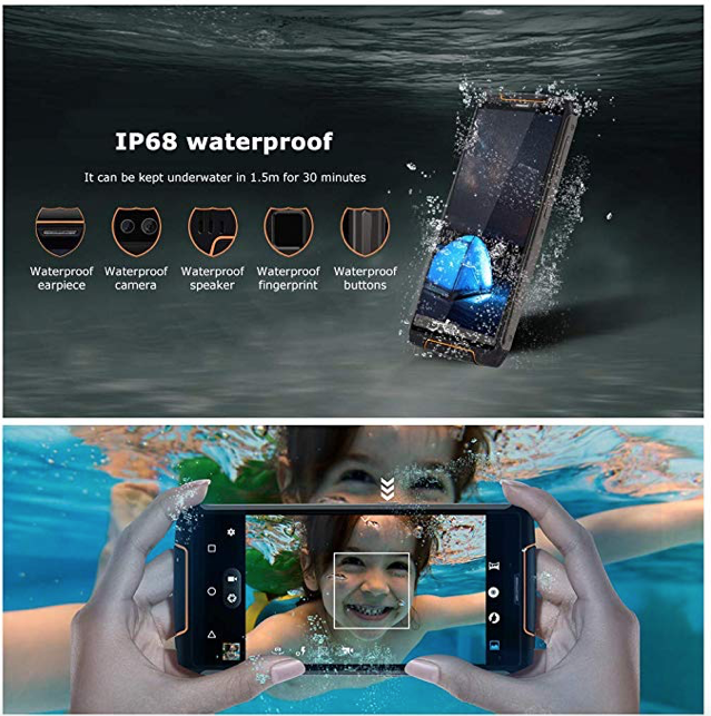 Waterprooff ip 68