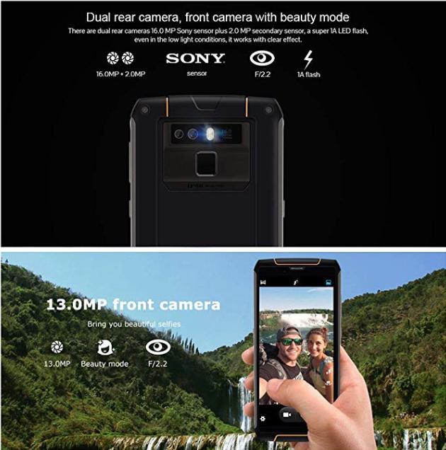 Super camera 13MP