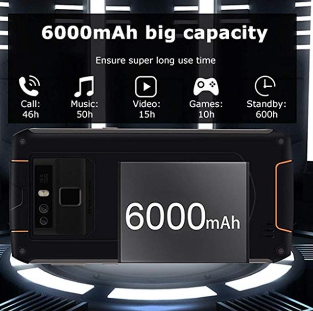 Super autonomie de la batterie