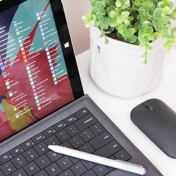Reparation tablette Microsoft Surface Saint-Tropez, Var
