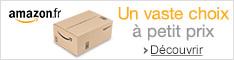 Boutique high tech chez Amazon
