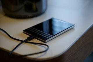 Reparation Blackberry