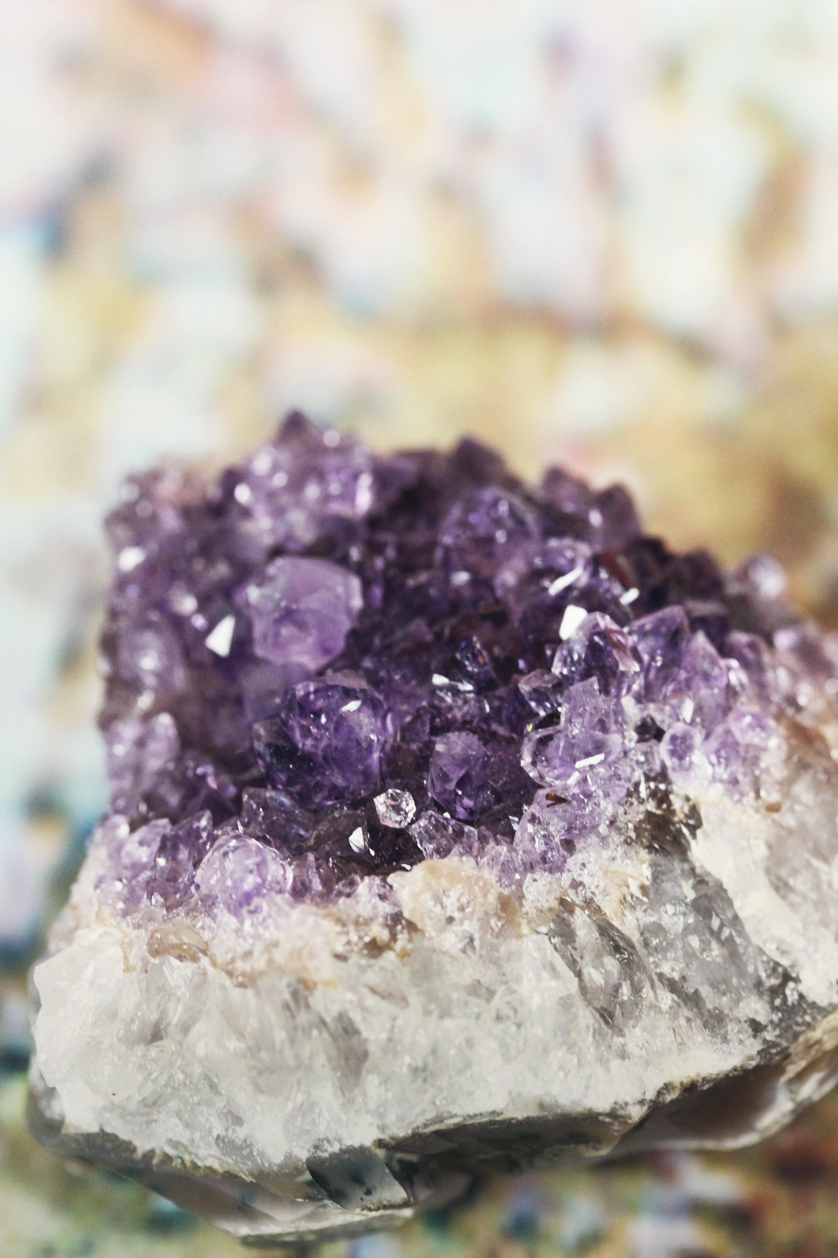 Lattice Gems Amethyst