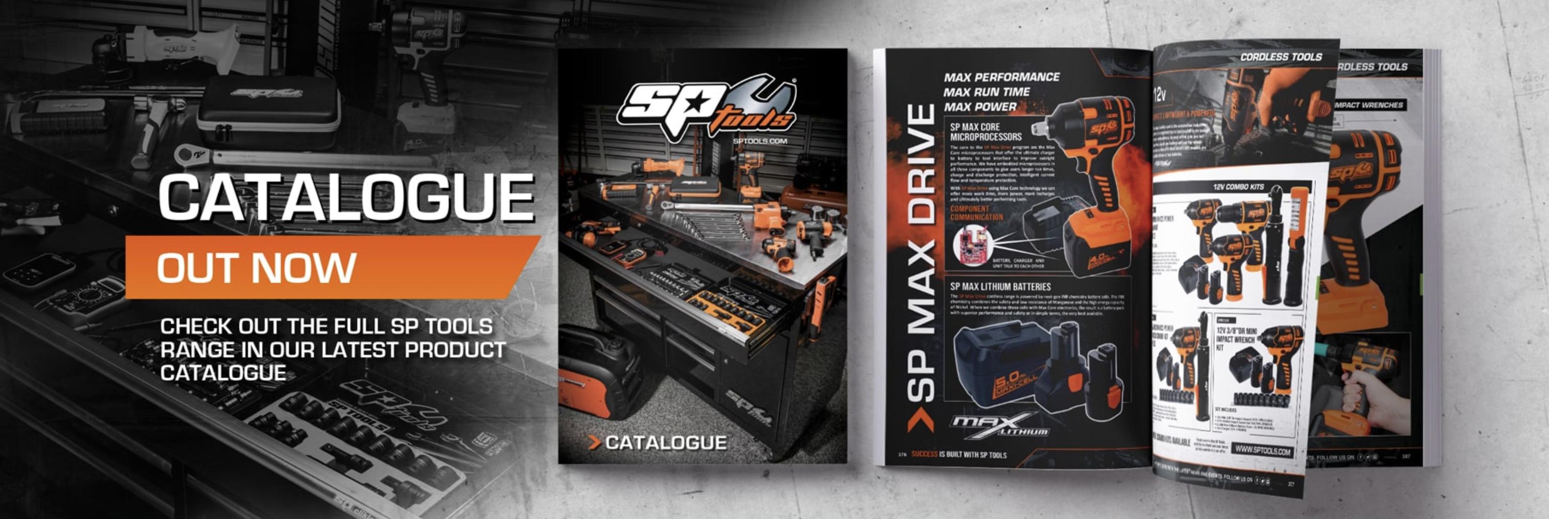 SP Tools Product Catalogue