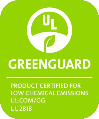 Greenguard Gold Certified