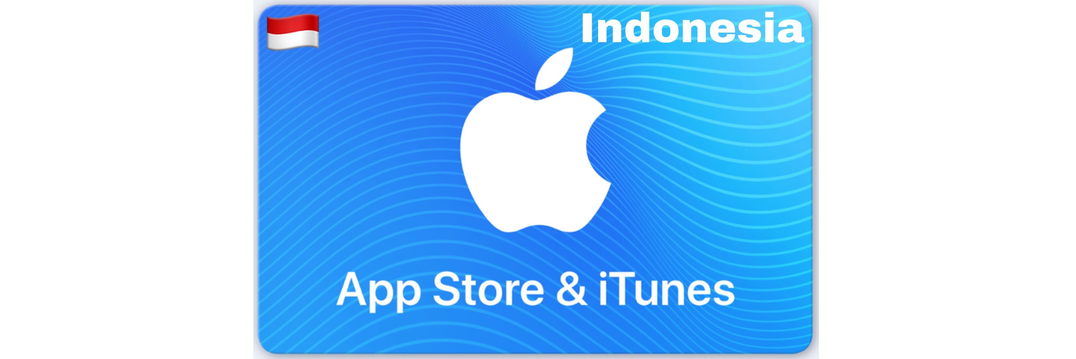 Apple iTunes Gift Card Indonesia 150ribu 200ribu 250ribu 300ribu 500ribu 1juta. Jasa Pembelian Satuan iTunes App Store Indonesia