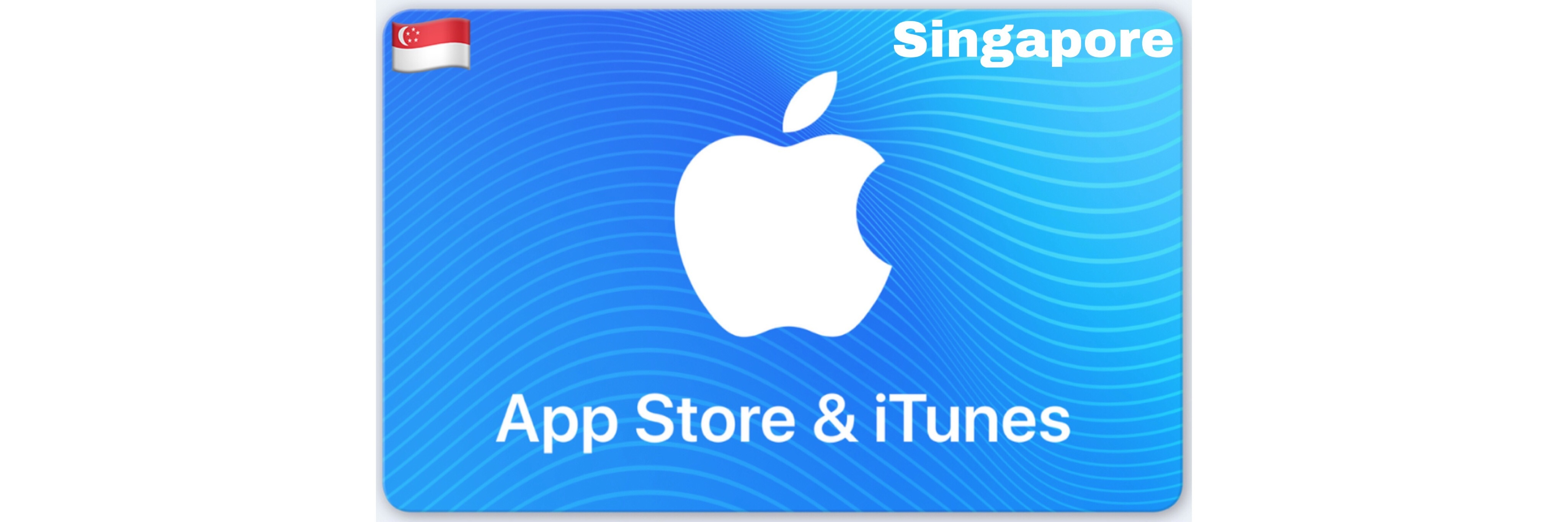 Apple App Store & iTunes Gift Card Singapore