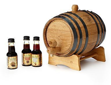 Barrel Aged Spirits with Swish Barrel Bootleg Kits