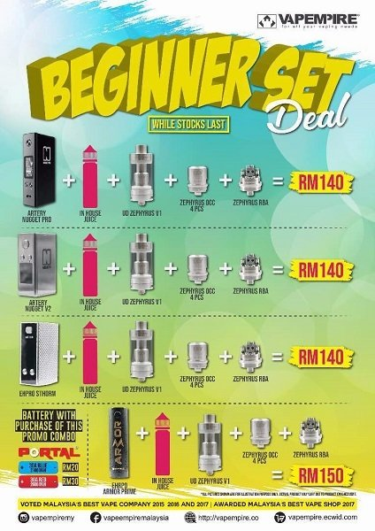 Beginner Set Deals 1