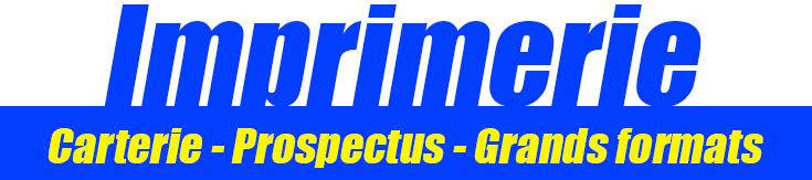 Imprimerie : Flyers, dépliants, prospectu