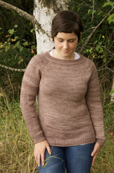 Flax pattern by tincanknits