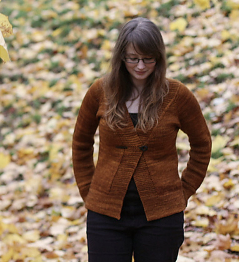 Harvest Pattern by tincanknits