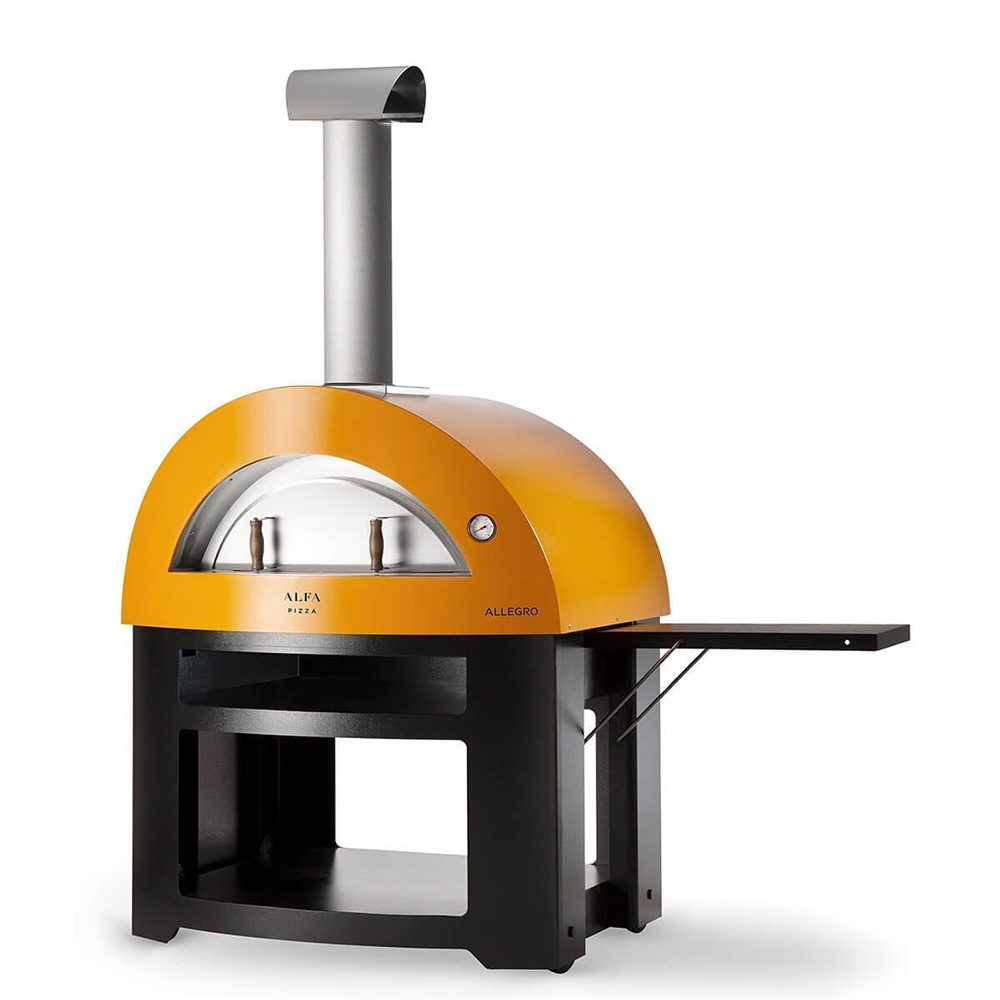 Chicago Outdoor Living's Alfa Allegro Wood Fired Pizza Oven