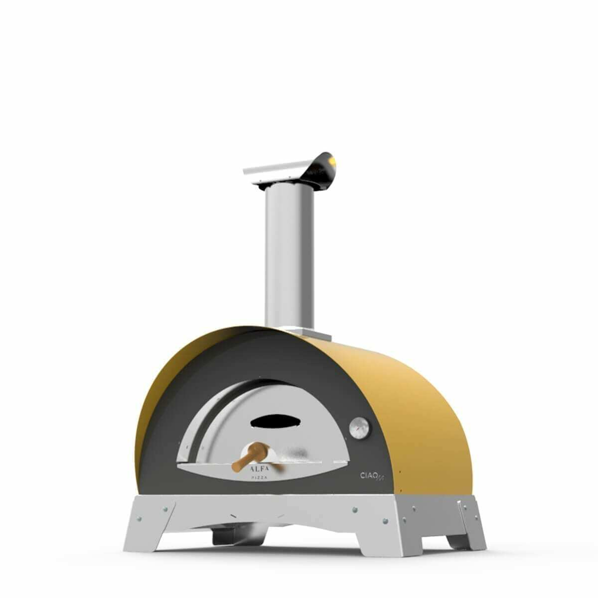 Chicago Outdoor Living's Alfa Ciao Pizza Oven