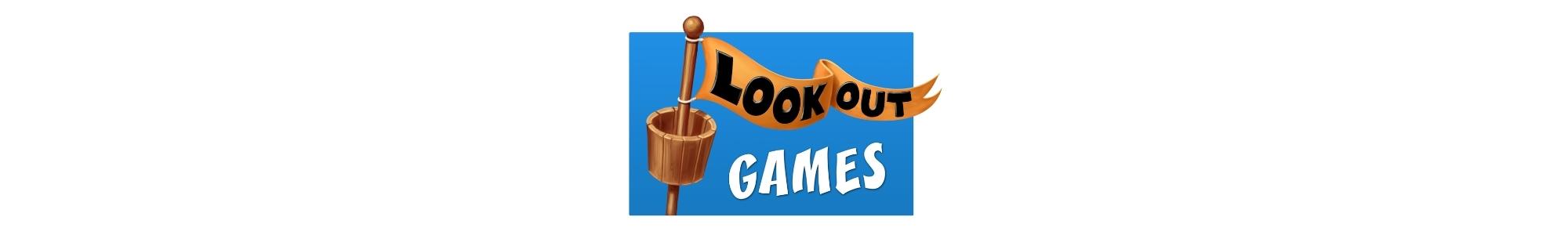 Lookout games - juegos de mesa