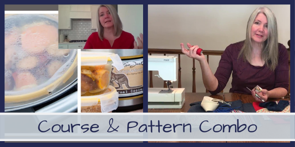 Buy a Course and Pattern Combo