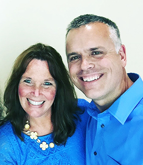 Steve and Sue Shoff