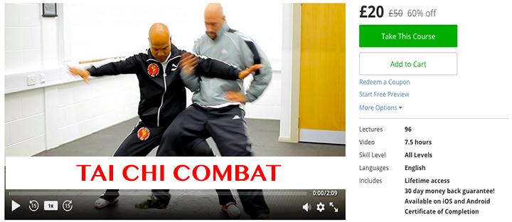Tai Chi Combat £20 £50 60% off