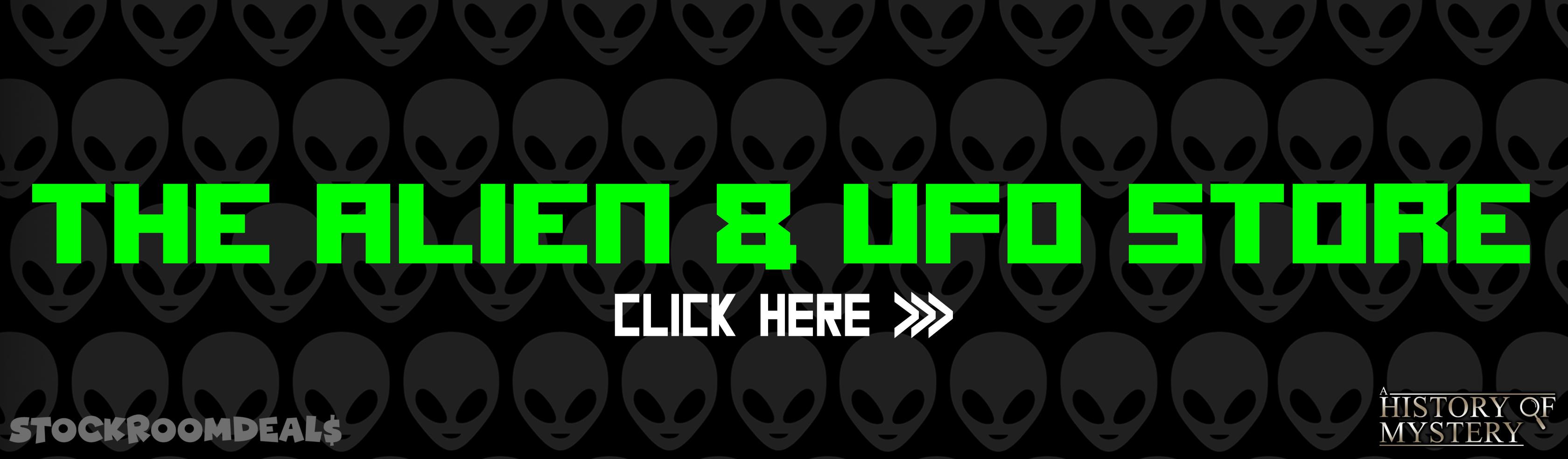 Alien UFO Store
