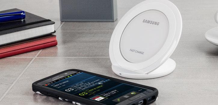 Chargeur rapide sans fil & station d'accueil pour smartphones - Blanc - accessoires smartphones - 5