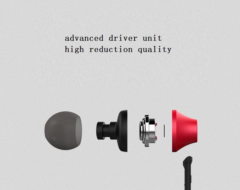 accessoires smartphone - Ecouteur avec microphone Remax 610D iphone 2