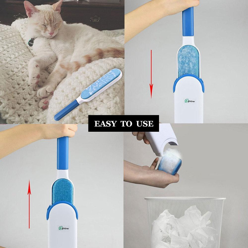 Brosse pour nettoyer les poils d'animaux  13
