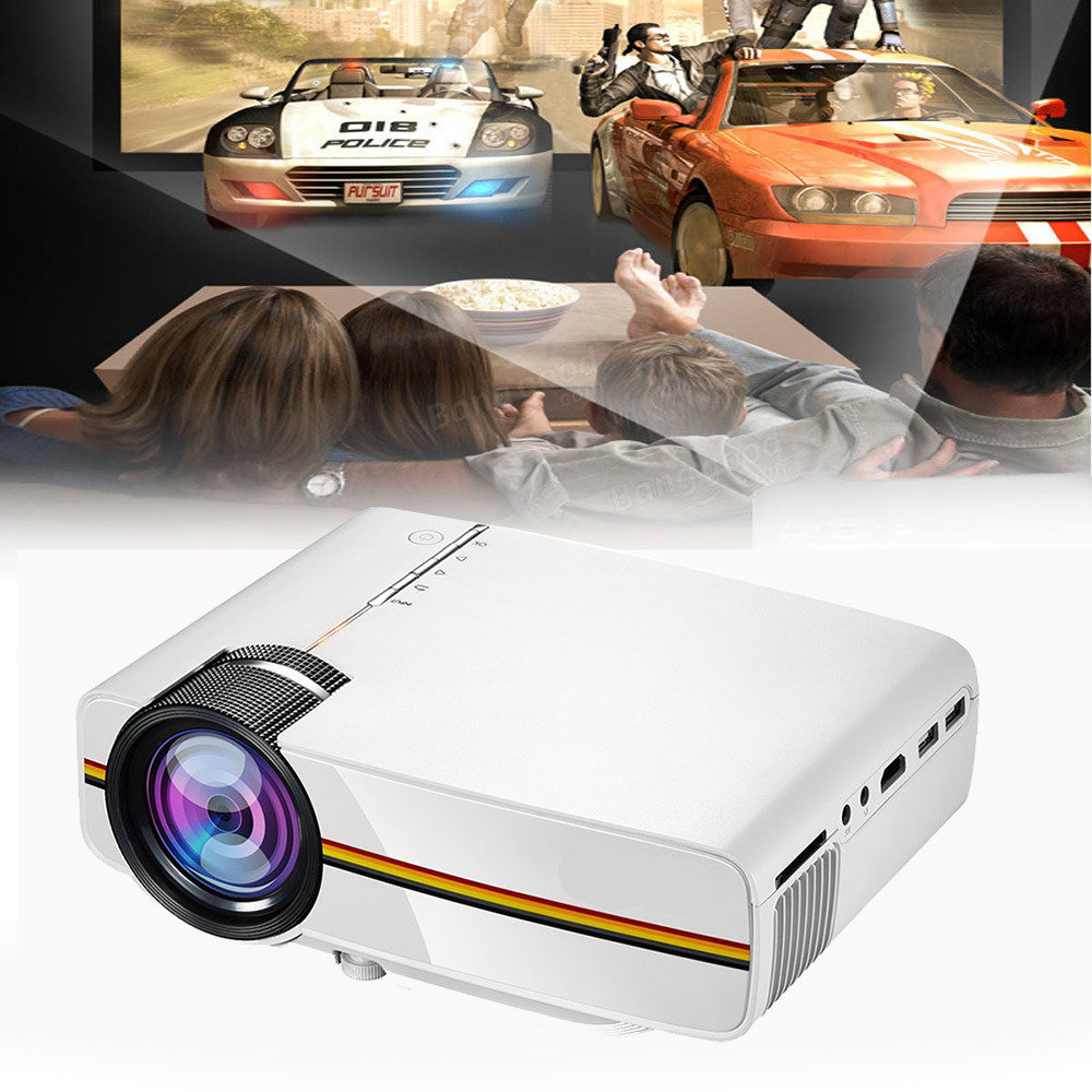 Mini projecteur LED portable 16