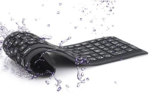 Clavier Bluetooth flexible B84 -12
