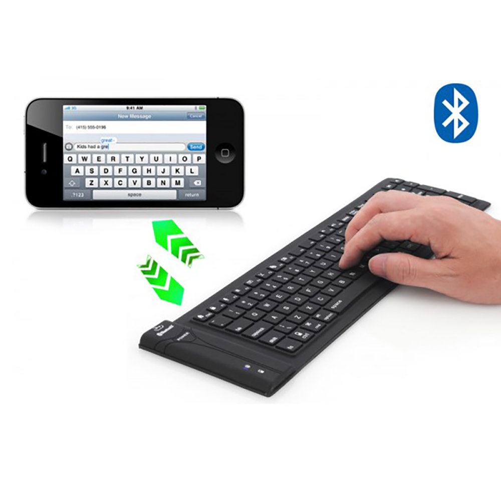 Clavier Bluetooth flexible B84 - 13
