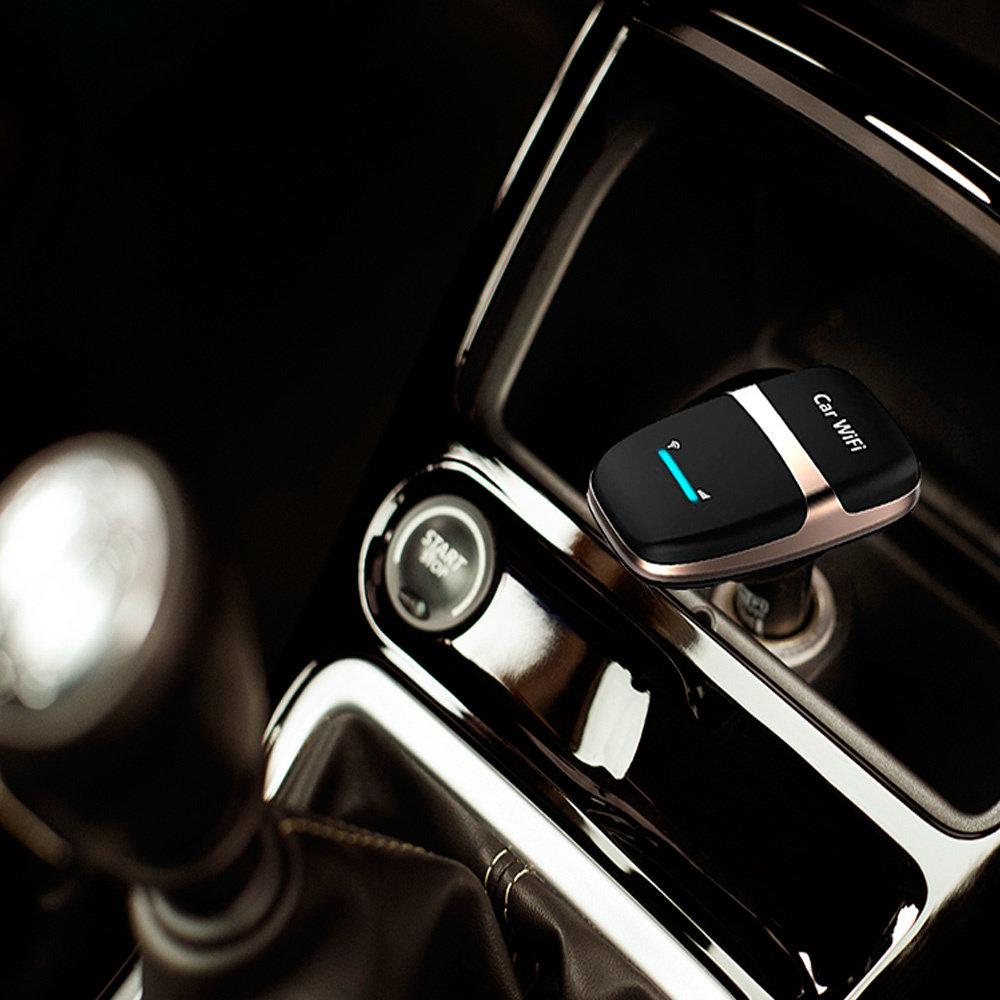 Adaptateur USB Wi-Fi pour voiture 11
